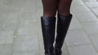 Upskirt Collant