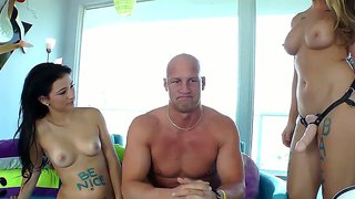 Chanel preston og christian en med varmt mandy himmel