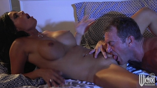 Wicked - big-tit brünette mykayla mendez reitet big-dick