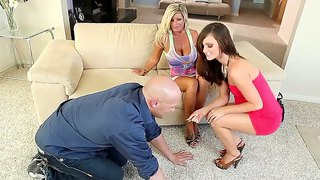 Kristal summers and spouse share lily carter