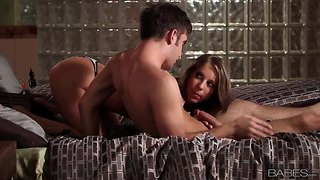 Logan se percer pleasured par chaude presley hart