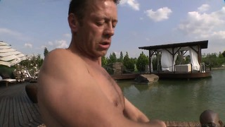 Tempted dude rocco siffredi and his black buddy are going to fuck them hard
